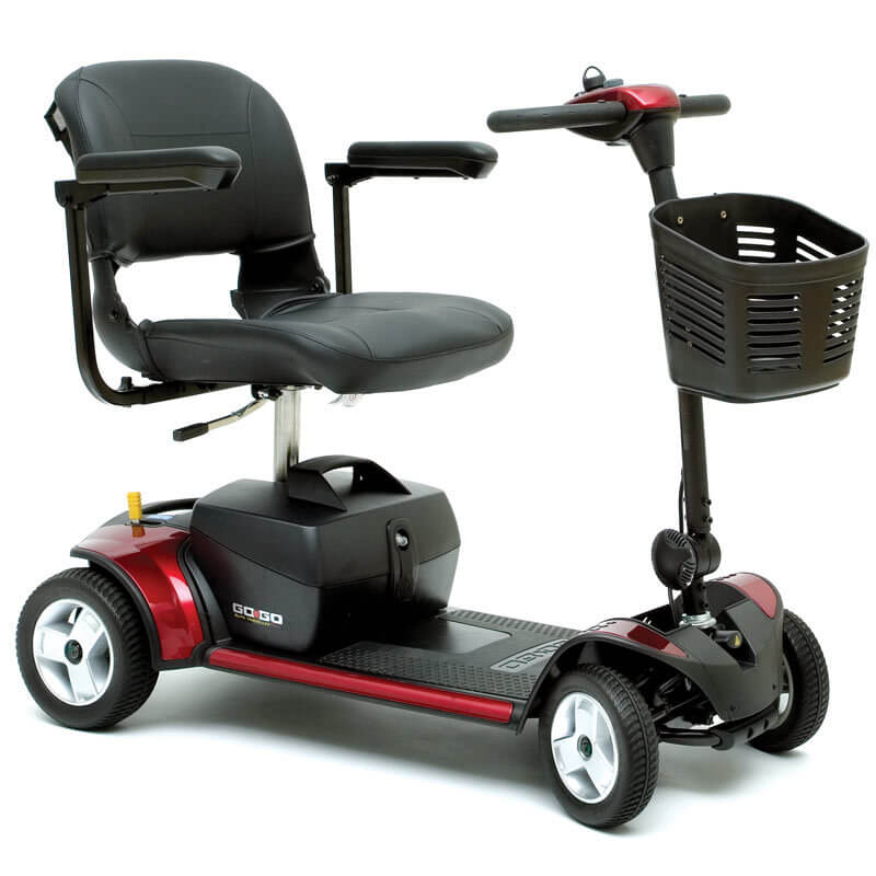 Used Mobility Scooters For Sale >> Pride Go Go Elite Traveller Plus Mobility Scooter