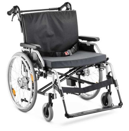Lightweight Aluminium Bariatric Wheelchair