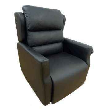 Bariatric and wide seat riser recliner chair