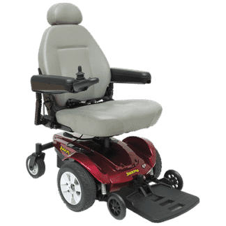 Jazzy Select Mid Wheel Drive Powerchair