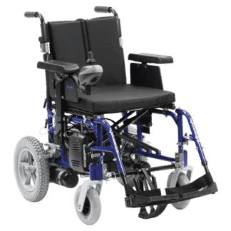 Heavy Duty Frame Powerchair