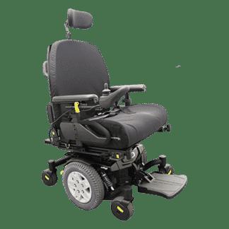 Pride Mobility Q6 Edge Powerchair Hire
