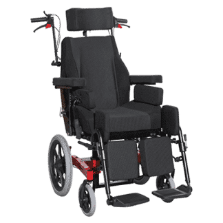 Qimova High Function Tilt In Space Wheelchair