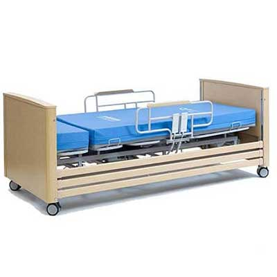 RotoRise Rotating Chair Bed with Stand Assist