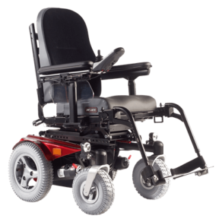 Sunrise Quickie Jive R² Powerchair Hire