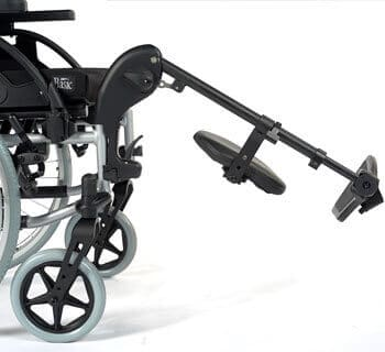 tilt-in-space multifunction wheelchair